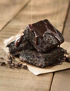 Brownie sem glúten (R$ 8,00) é dica de sobremesa