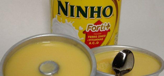 Seu Pudim lança pudim de leite Ninho