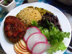 Malagueta tem opções variadas para aquele almoço 100% vegano