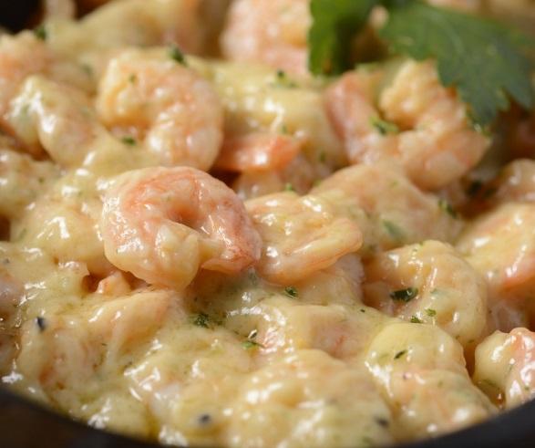 Três pratos com frutos do mar para a terça-feira