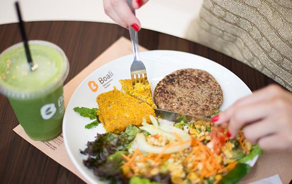 Rede Boali é nova marca do segmento de alimentação saudável