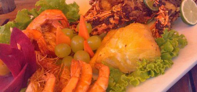 Portal Sabores Visita: Crocobeach vai muito além do caranguejo