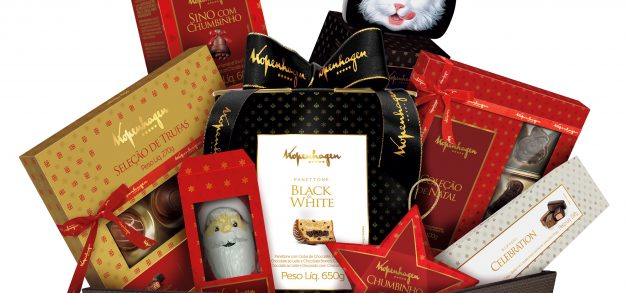Kopenhagen anuncia linha de presentes para o Natal