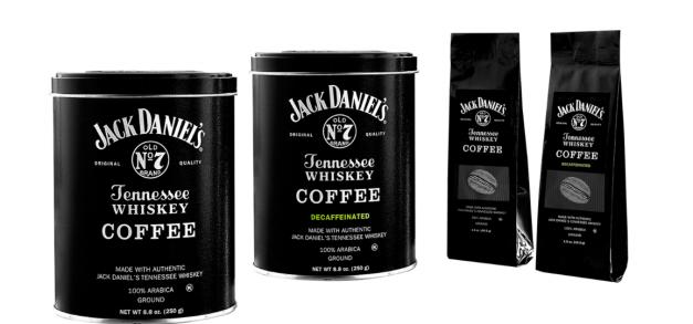 Jack Daniel's apresenta produto que traz mistura de café e whisky