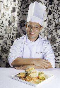 Chef Junior Souza