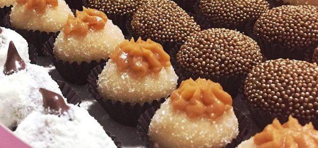 DocedeLí traz doces e sobremesas variados em simpático quiosque