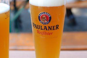 Cerveja Paulaner Alemã