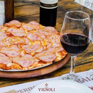 Harmonização de vinho e massa no Vignoli