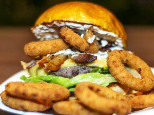 Flank Burger