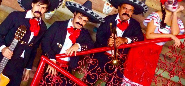 La Frontera realiza happy hour especial com grupo Los Capotes Hermanos