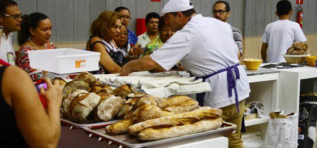 CearáPão 2017 ocorre no fim deste mês em Fortaleza