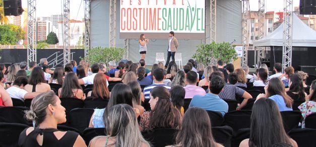 Festival Costume Saudável chega a sua quinta edição em Fortaleza