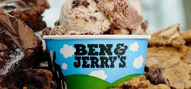 Ben & Jerry's chega a Fortaleza com distribuição gratuita de sorvetes