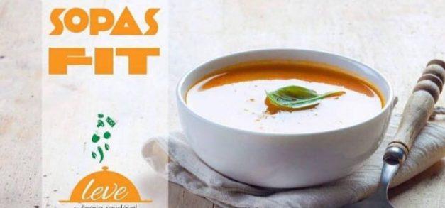 Leve Culinária Saudável oferta sopas fit ao seu público