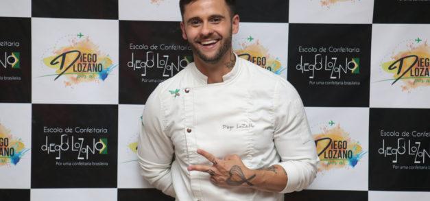 Chef Diego Lozano ministrará curso em Fortaleza