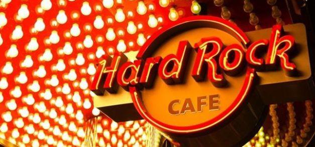 Hard Rock Café abrirá as portas em Fortaleza nos próximos meses