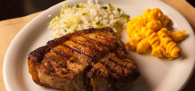 Butcher's 746 lança menu de cortes suínos exclusivos