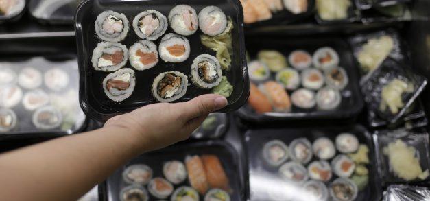 Mercadinhos São Luiz lançam Segunda do Sushi