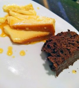 Sobremesas do Big Camarão