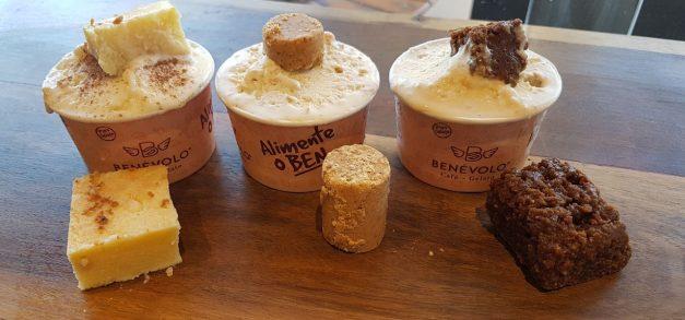 Dica junina é conferir novos sabores do Benévolo Café e Gelato