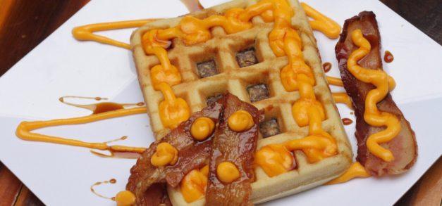 Mama Waffle é nova opção gastronômica no Lago Jacarey