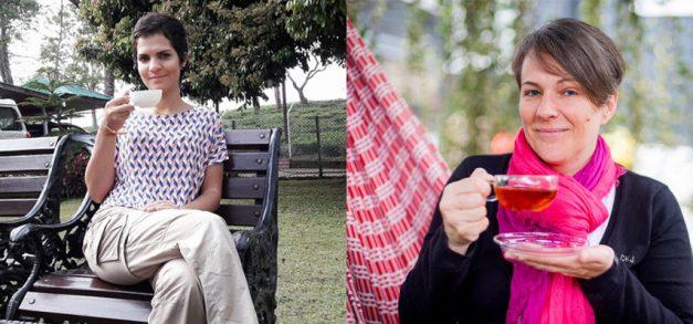 Você conhece o tea sommelier?