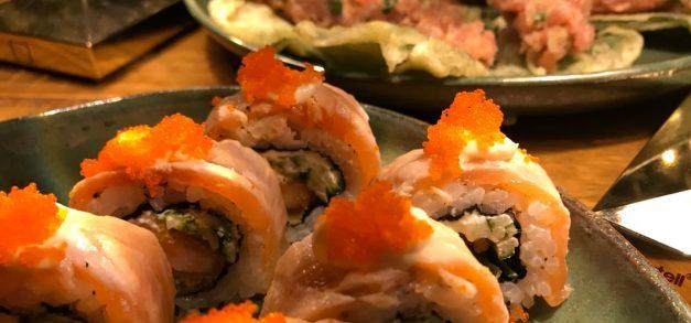 Yap leva sua culinária à casa do cliente ou a eventos fechados com catering