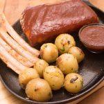 Costela ao barbecue do Zé Restô