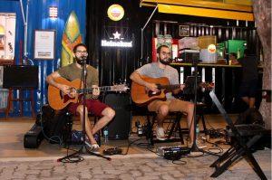 Felipe Dourado e Rodrigo Aragão
