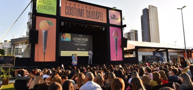Festival Costume Saudável acontece neste fim de semana em Fortaleza