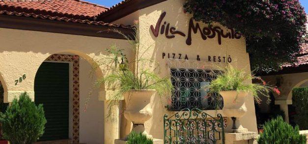 Vila Mosquito é dica para jantares intimistas e especiais