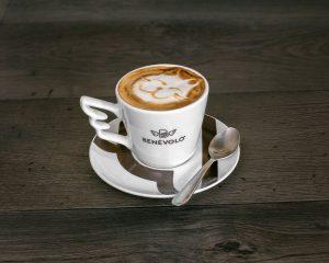 Benévolo Café com Leite