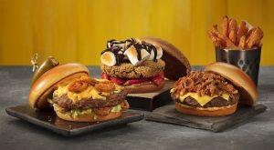 Outback Burger Experience