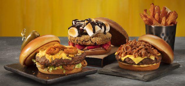 Outback Burger Experience traz três novos sanduíches ao cardápio da casa