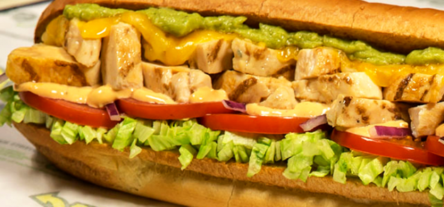 Subway oferece sanduíche em dobro hoje