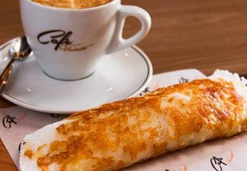 Quatro locais para comer tapioca em Fortaleza