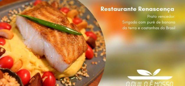 """Renascença é eleito o melhor restaurante cearense no concurso """"O Quilo é Nosso"""""""