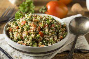 Semana de Culinária Árabe