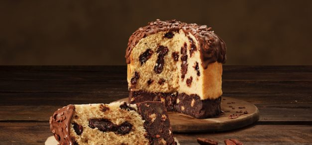 Outback lança panettone com toque do brownie da casa