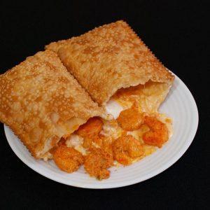 Pastel de camarão da Senhor dos Pastéis