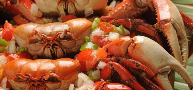 10 lugares para comer caranguejo em Fortaleza