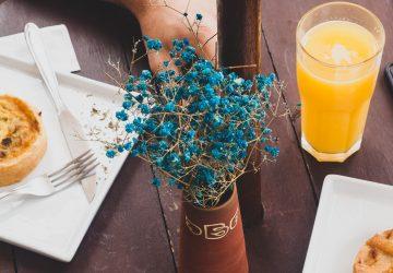 Benévolo Café e Gelato investe em sucos naturais personalizados