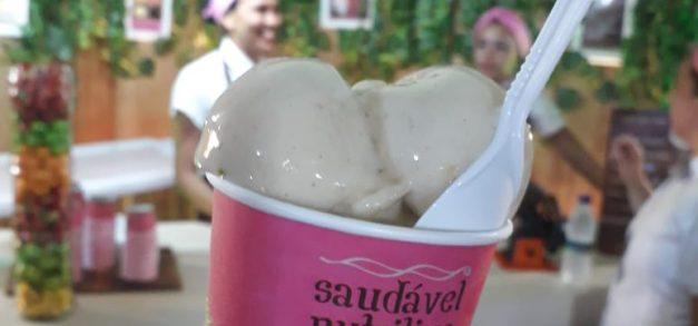 Yozenn lança novo sorvete em parceria com restaurante Hortalícia