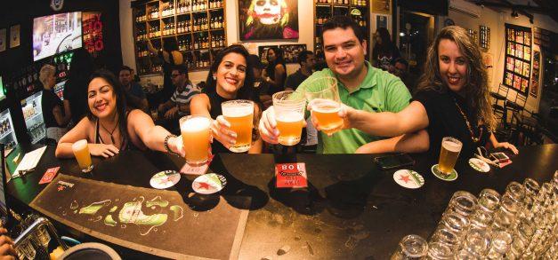 Dia Internacional da Cerveja do Hey Ho Beer Pub traz 25% de desconto na bebida