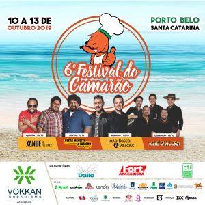 Festival do Camarão de Porto Belo