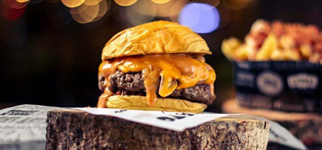 Imprensa Food Square sorteia um ano de hambúrguer grátis em aniversário da Allfry