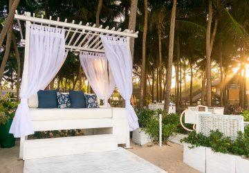 Espaço Bubble Lounge do Beach Park traz experiência gastronômica à beira-mar