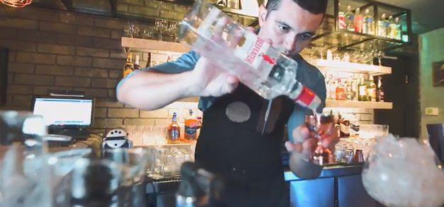 Coktelitas House of Drinks é a casa por excelência dos drinks e bebidas em Fortaleza
