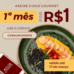 Semana do Consumidor Duo Gourmet