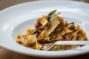 Pappardelle ao ragu